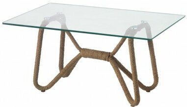 Parthenia Coffee Table by Rosecliff Heights