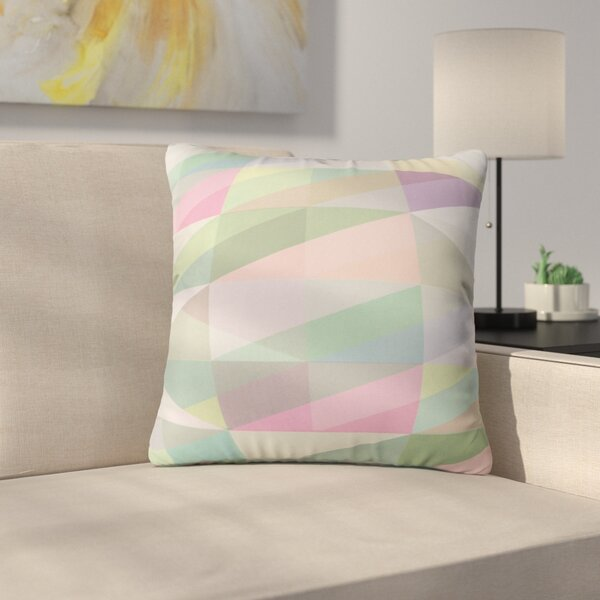 Nordic Combination 8 XY Indoor Throw Pillow by East Urban Home