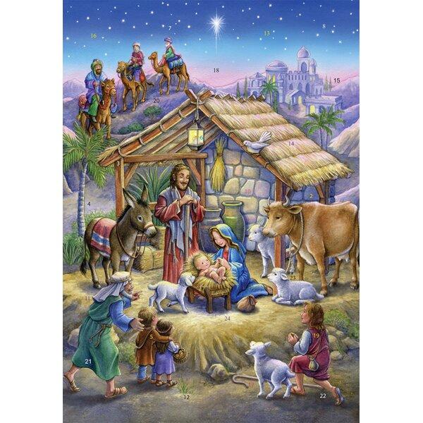 Peaceful Prince Advent Calendar by The Holiday Aisle