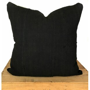 Craney Mud Cloth Pillow Cover by Bungalow Rose