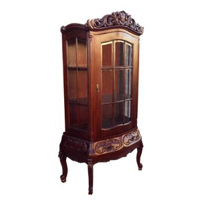 Victorian China Cabinet by D-Art Collection Best Reviews