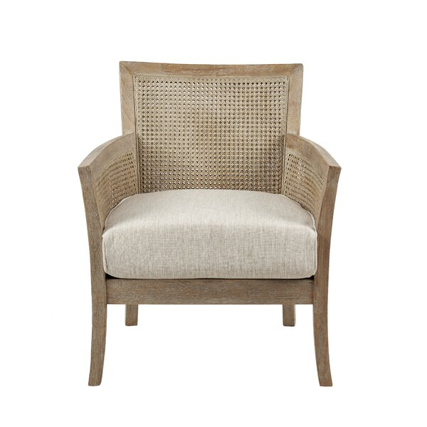 Edgemoor Armchair by Rosecliff Heights Rosecliff Heights