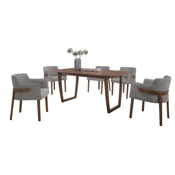 Bolduc 7 Piece Dining Set by Corrigan Studio
