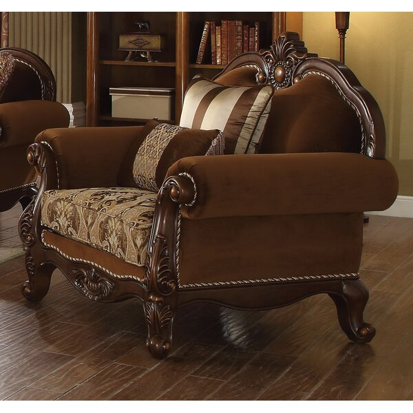 Nelumbo Armchair by Astoria Grand