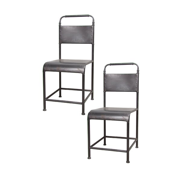 Stubbs Side Chair (Set of 2) by 17 Stories