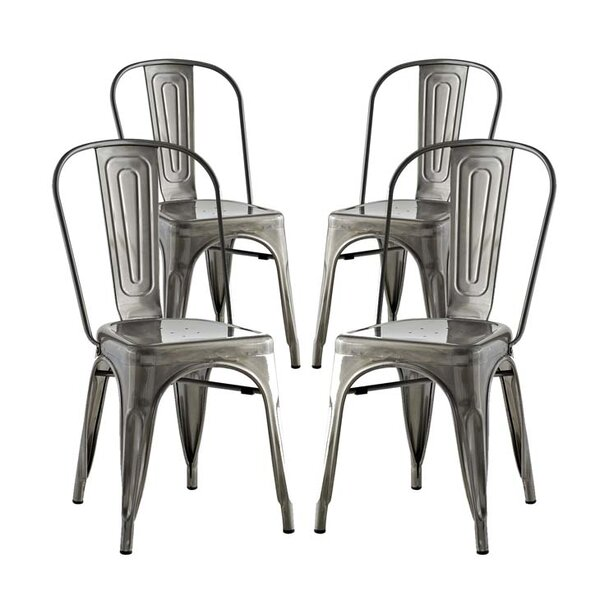 Ashlyn Dining Side Chair (Set of 4) by Williston Forge