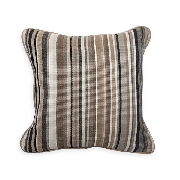 Bedouin Stripe Indoor / Outdoor Throw Pillow By Inspired Visions