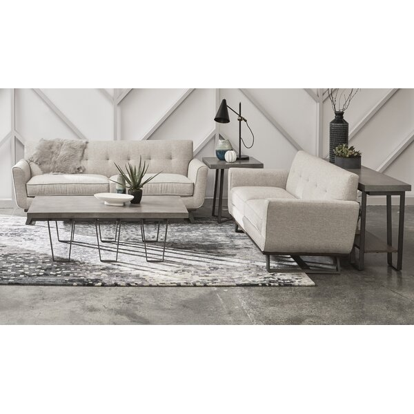 Chigwell 3 Piece Coffee Table Set by 17 Stories