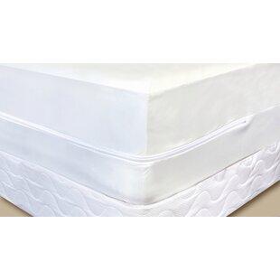 Standard Bed Bug Hypoallergenic Waterproof Mattress Cover By HomeCrate