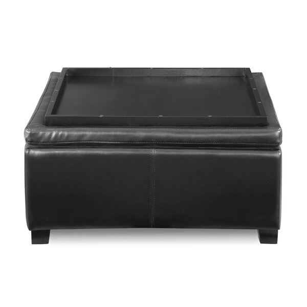 Torney Tufted Ottoman by Alcott Hill