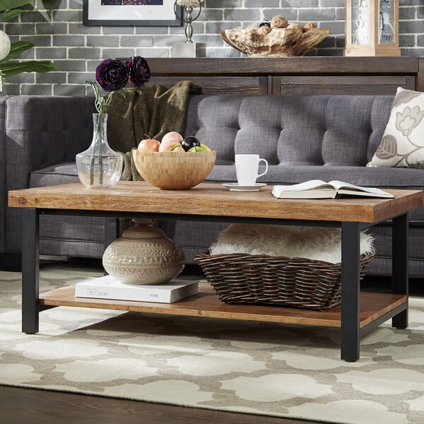 Hayles Coffee Table by Mercury Row