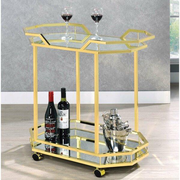 Tonquin Serving Bar Cart By Mercer41
