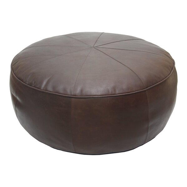 Nyla Pouf by 17 Stories