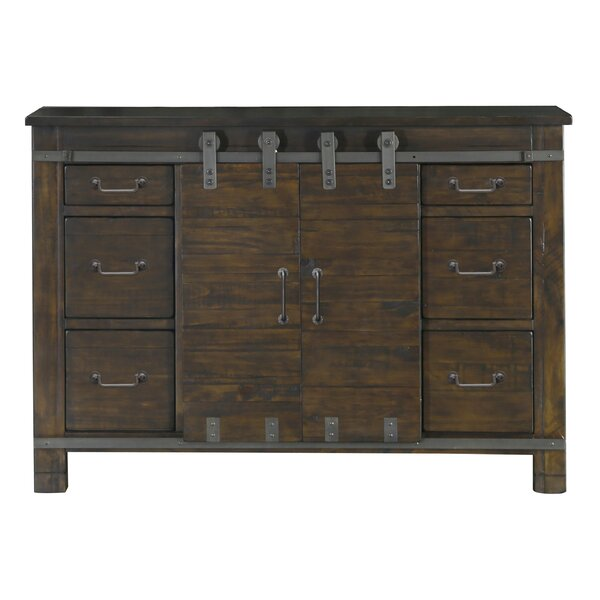 Kellyville 6 Drawer Combo Dresser by Gracie Oaks