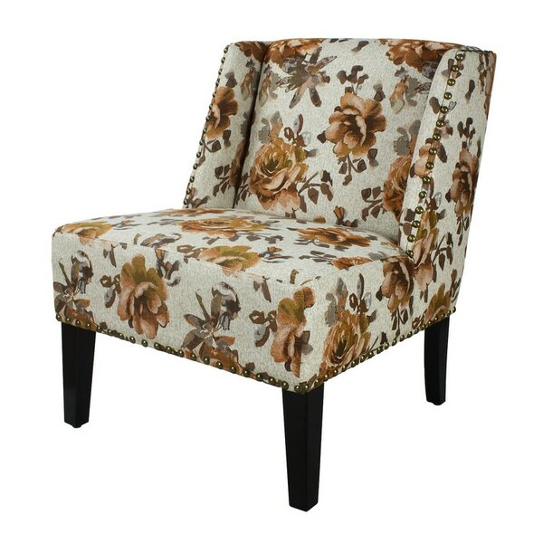 Slipper Chair by Adeco Trading
