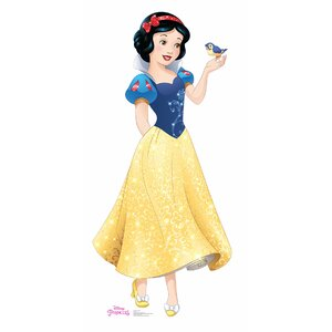 Snow White Life Size Cardboard Cutout