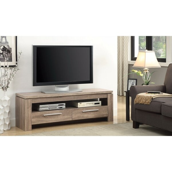 Parkdale Solid Wood TV Stand For TVs Up To 70