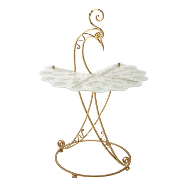 Peacock End Table Base by Global Views