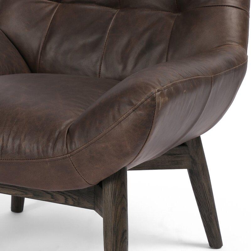 Zitza Lounge Stoel.Foundry Select Uriah Lounge Chair Wayfair