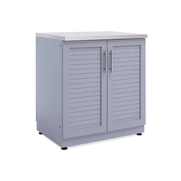 Outdoor Kitchen 2-Door Cabinet by NewAge Products