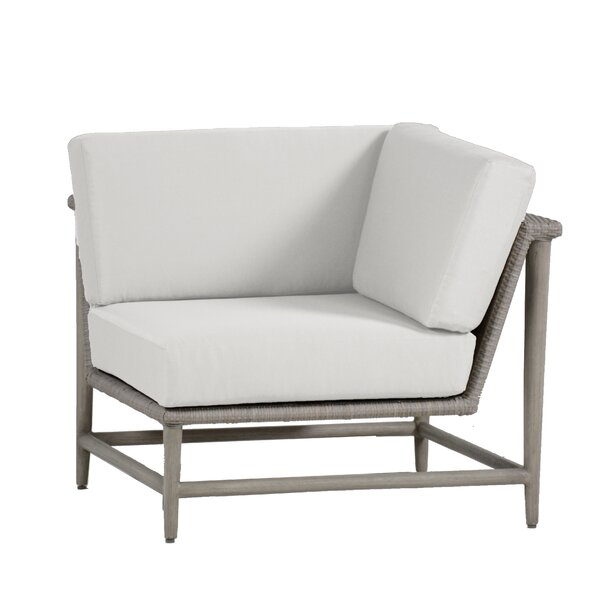 Wind Patio Chair with Cushions by Summer Classics