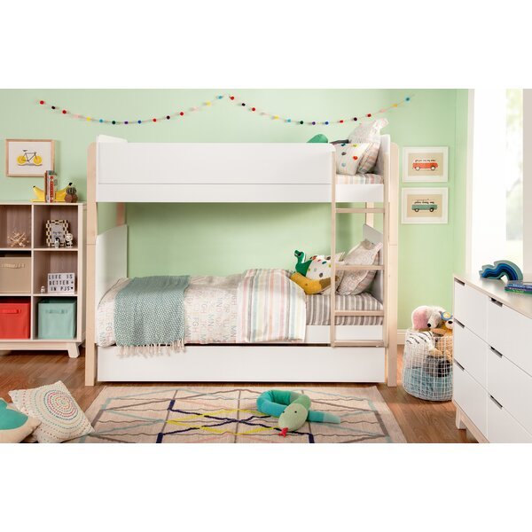 TipToe Twin Bunk Bed by babyletto