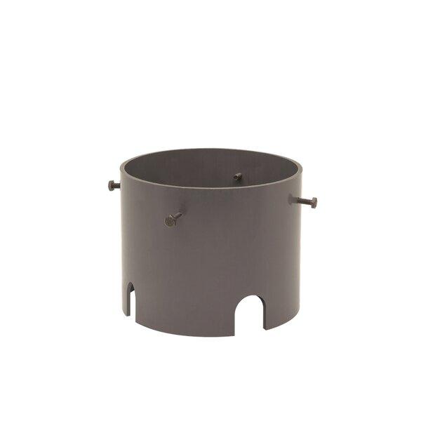 Architectural Bronze Concrete Pour Kit Well Light