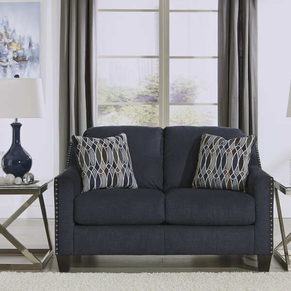 Canchola Loveseat by House of Hampton