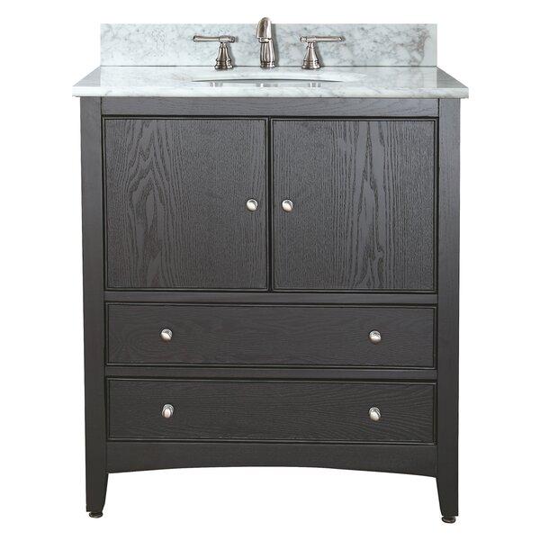 Brunswick 30 Single Bathroom Vanity Set by Darby Home Co