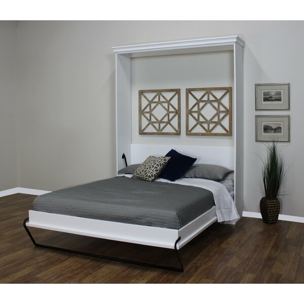 Lewe Queen Murphy Bed by Red Barrel Studio