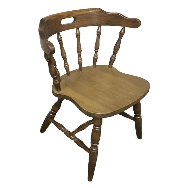 Colonial Wood Chair (Set of 2) by Alston