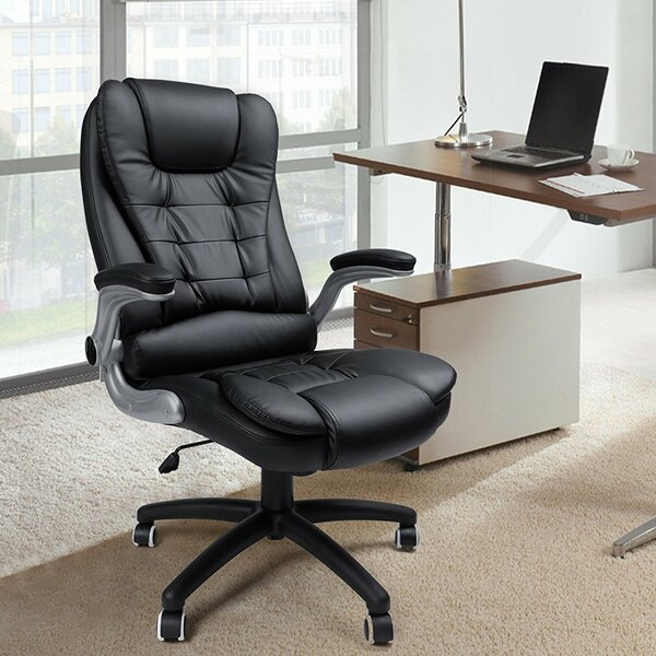 Essex Street Adjustable Executive Chair by Rebrilliant