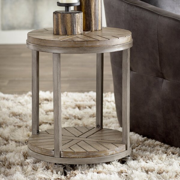 Drossett End Table by Trent Austin Design
