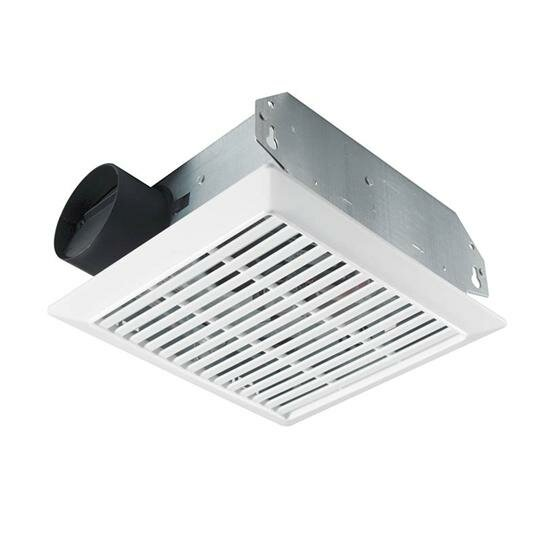 70CFM Ventilation Bathroom Fan with Grille by NuTo