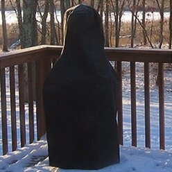 Large Chiminea Cover by The Blue Rooster