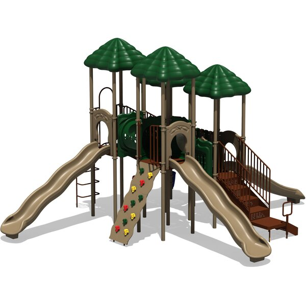 UPlay Today Chimney Tops Playground System by Ultra Play
