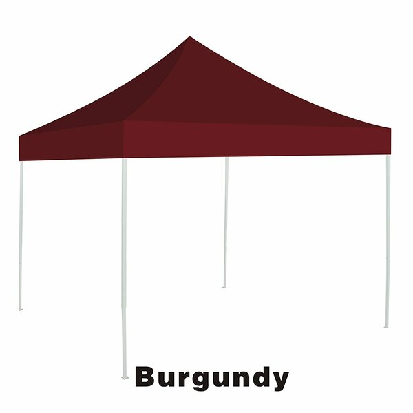Patio Replacement Top 10 Ft. W x 10 Ft. D Pop-Up Canopy by Sunrise Outdoor LTD