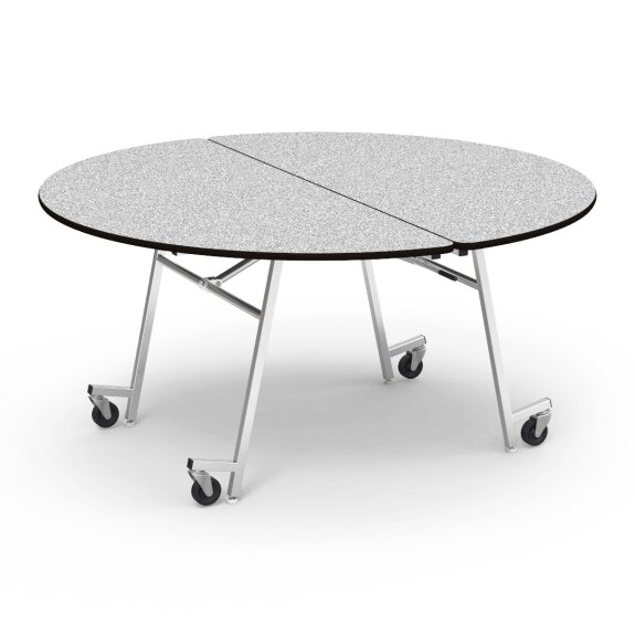 MT Series Circular Cafeteria Table by Virco