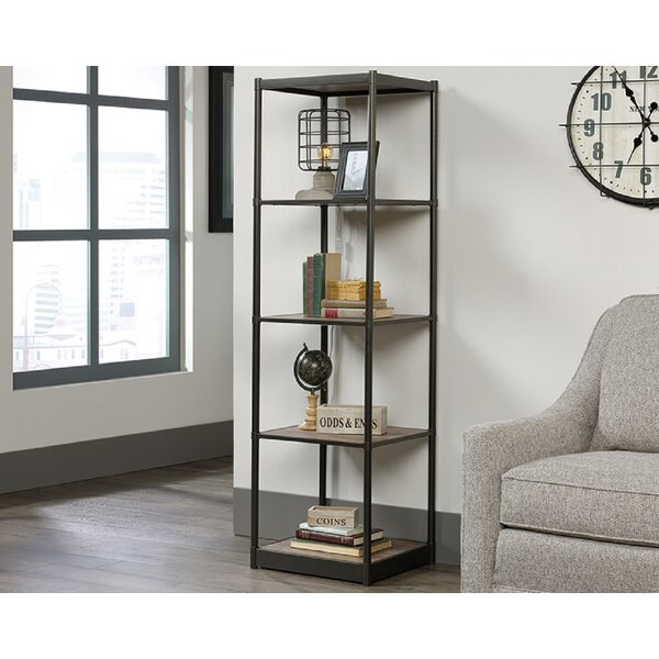 Mcguigan Tower Standard Bookcase by 17 Stories 17 Stories