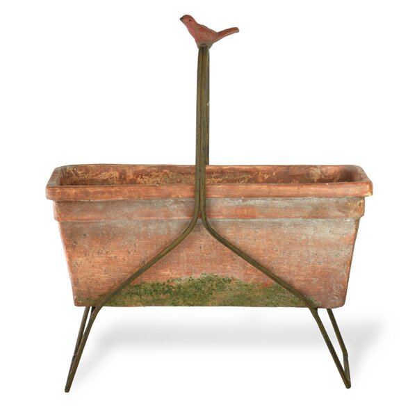 Terracotta Planter Box by Boston International