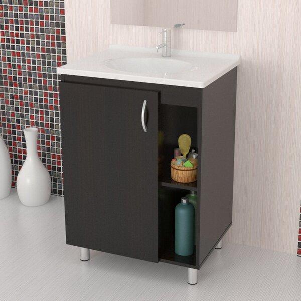 River 24 Bathroom Single Vanity Set by Ebern Designs