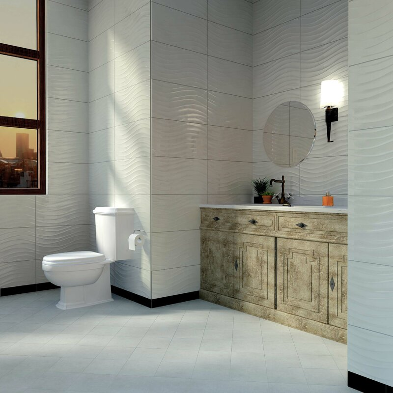 Silhouette 12 38 X 24 88 Ceramic Field Tile