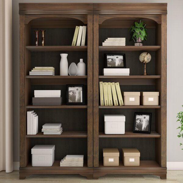 Chateau Valley Bunching Standard Bookcase by Darby Home Co