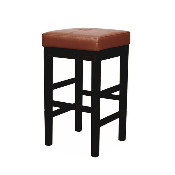 Kimberling 31 Wood Bar Stool by Red Barrel Studio