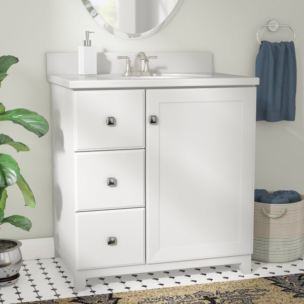 Rosalynn 1-Door 31 Single Bathroom Vanity by Ebern Designs