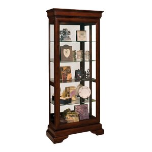 Avignin Lighted Curio Cabinet by Philip Reinisch Co.