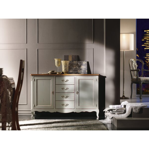 Baden 2 Door and 4 Drawer Sideboard by One Allium Way One Allium Way