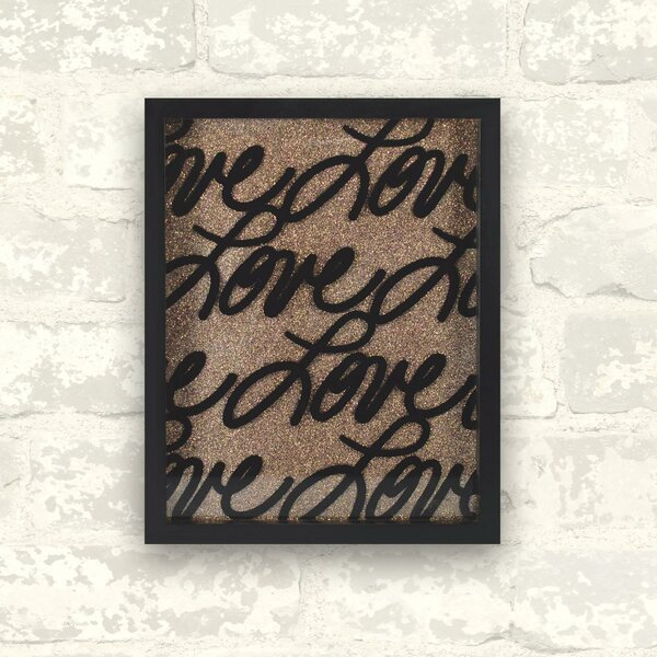 Frank Love Framed Paper Print by Ivy Bronx