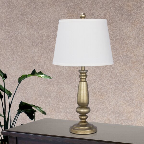 Ralls Metal 26 Table Lamp (Set of 2) by Charlton Home