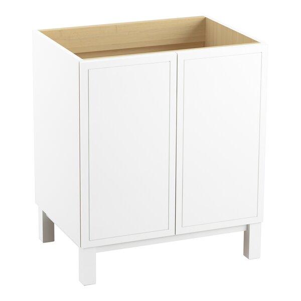 Jacquard™ 30 Vanity with Furniture Legs and 2 Doors by Kohler
